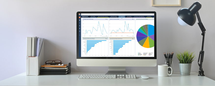Brightmetrics™ Analytics and Dashboards Released for MiContact Center Business
